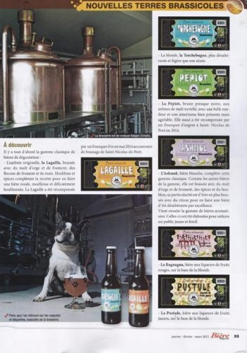 Bière Magazine – Janvier 2015 -2