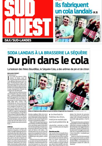 Sud-Ouest Mars 2015